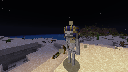 Pharaoh skeleton